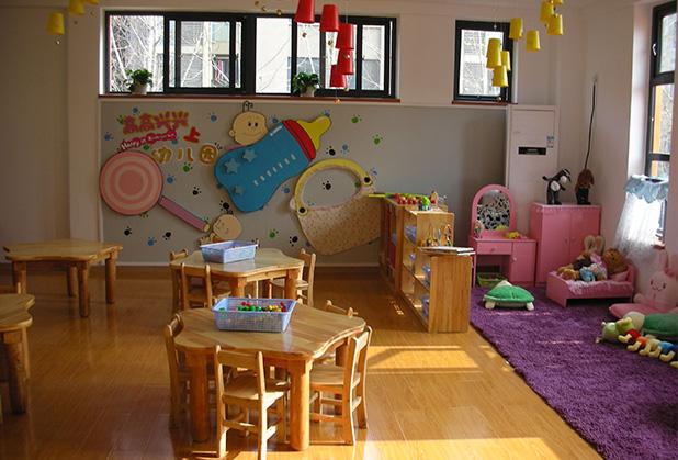 其实设计成都幼儿园家具还需要掌握这些原则!