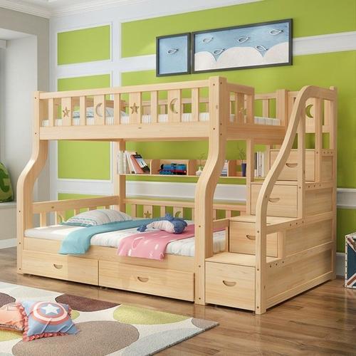 成都儿童床销售厂家告诉您实木儿童床有什么好处?