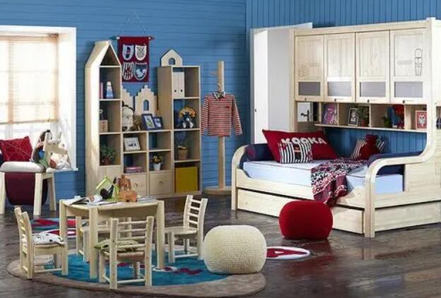 如何让实木儿童家具不失光泽?