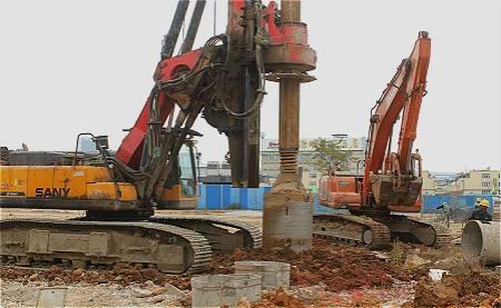 四川旋挖施工