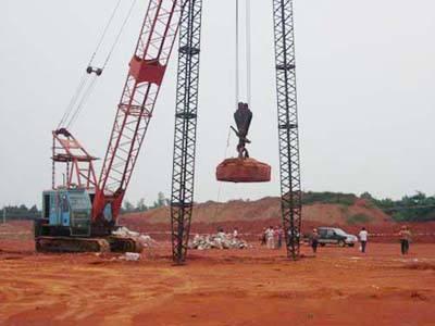 地基强夯施工时什么地基适合四川强夯置换以及步骤