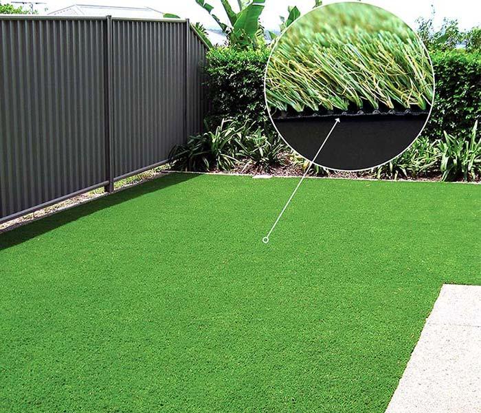 人造草坪上的草地婚礼有多浪漫