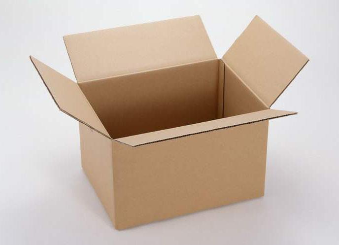 成都快递纸箱