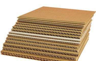 成都瓦楞纸箱如果遇到被压扁的九大原因及对策;