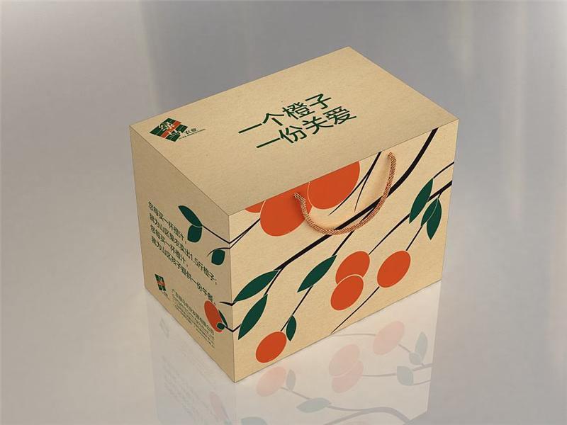 四川水果纸箱包装