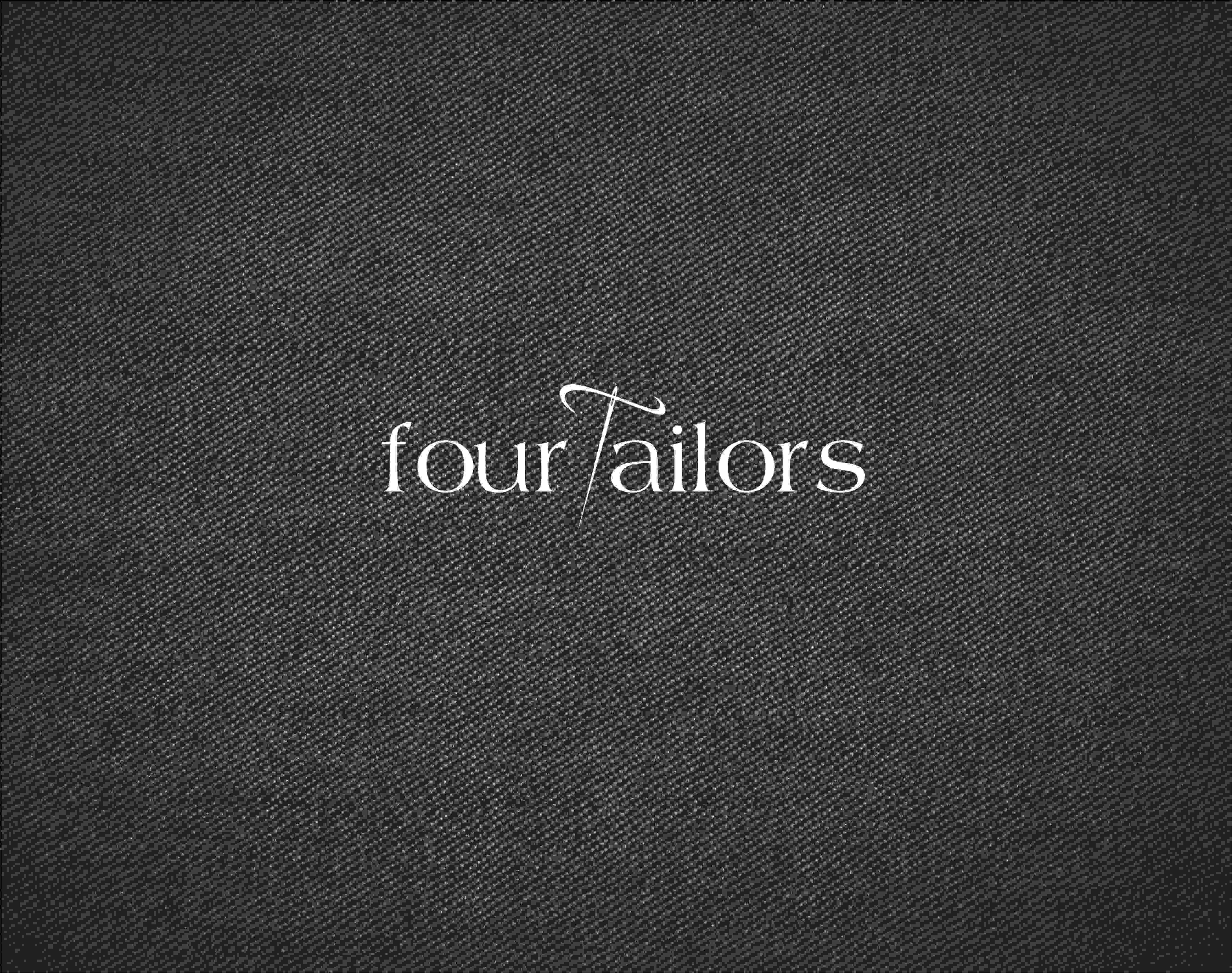 四个裁缝VI设计