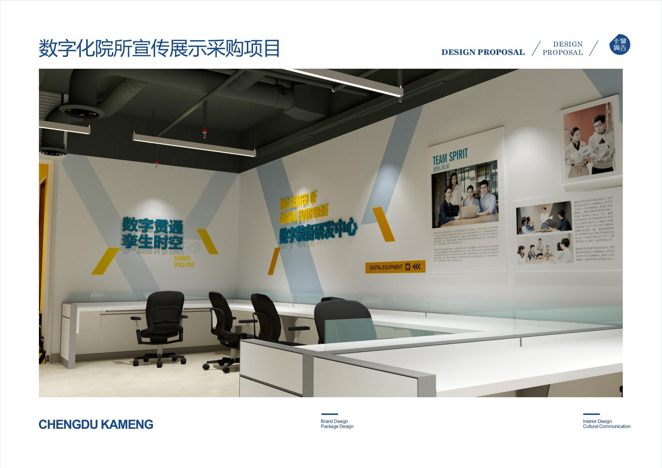 数字化院所宣传展示采购项目设计方案
