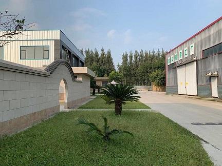 四川水玻璃——厂区风貌