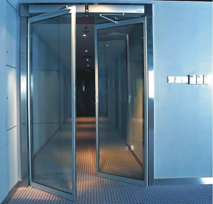 广汉自动感应门设计