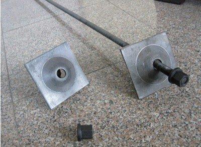 成都轻重钢轨厂家:锚杆托盘在使用中有哪些注意事项?