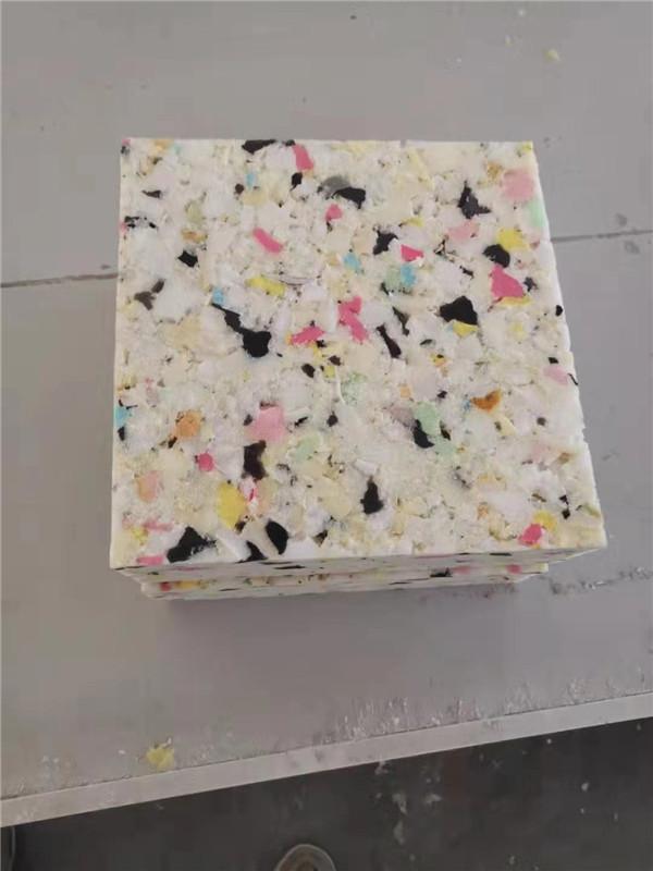 再生海绵是不是用工之后二次加工的产品呢?