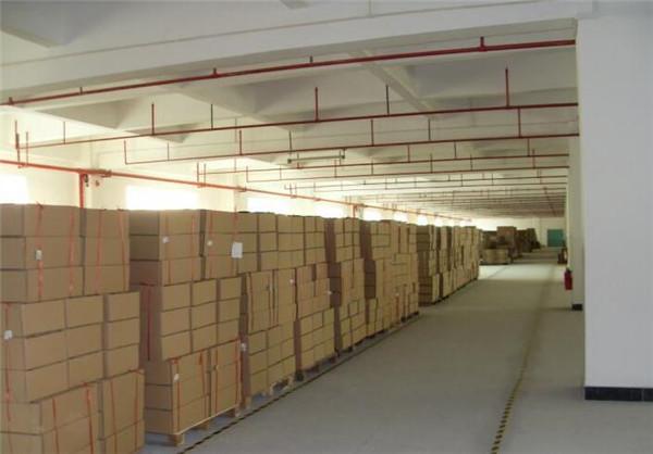 信阳包装纸盒厂区风采