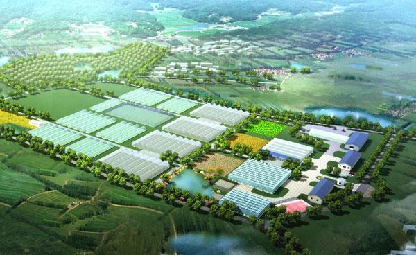 河南亚圣温室工程