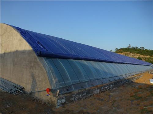 河南薄膜大棚-巩义日光温室