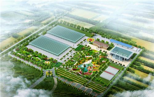 河南生态园区设计