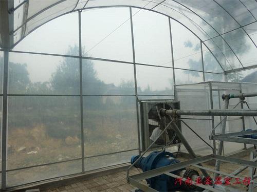 温室风机降温系统