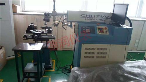 河南磁翻板液位计厂家机械设备展示