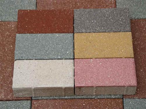 为什么步道砖要选用陶瓷透水砖?