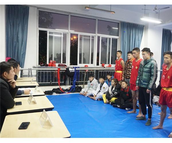 四川体育单招培训