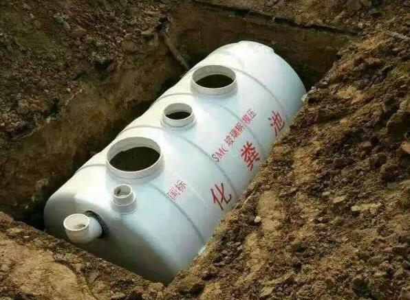 崇州玻璃鋼化糞池廠家