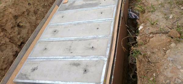 電力U型槽邊蓋板案例