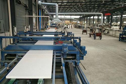 成都聚苯板生产区域