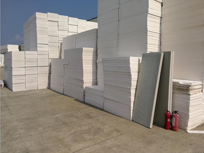 聚合聚苯板厂区展示
