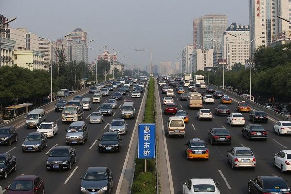中秋節假期全國道路交通安全形勢平穩有序