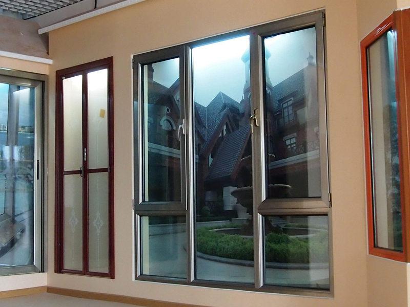 你知道为什么越来越多的人在家中安装断桥铝门窗吗?