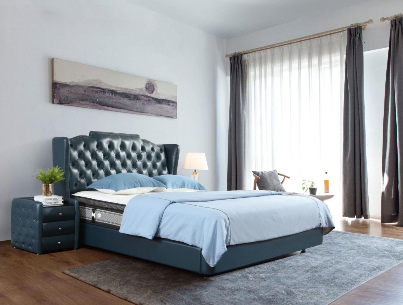 我们该怎么选择床的款式?冠朴寝具给您的建议