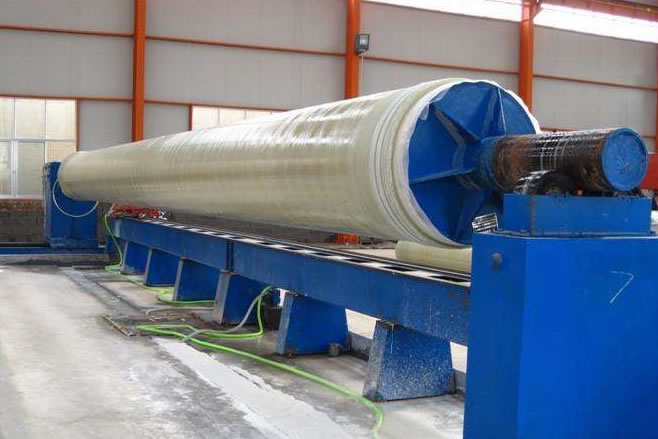 西安玻璃钢管定制