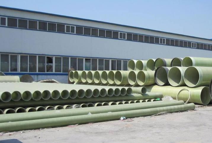西安玻璃钢管厂家