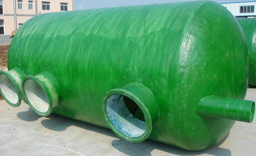 西安玻璃钢化粪池定制