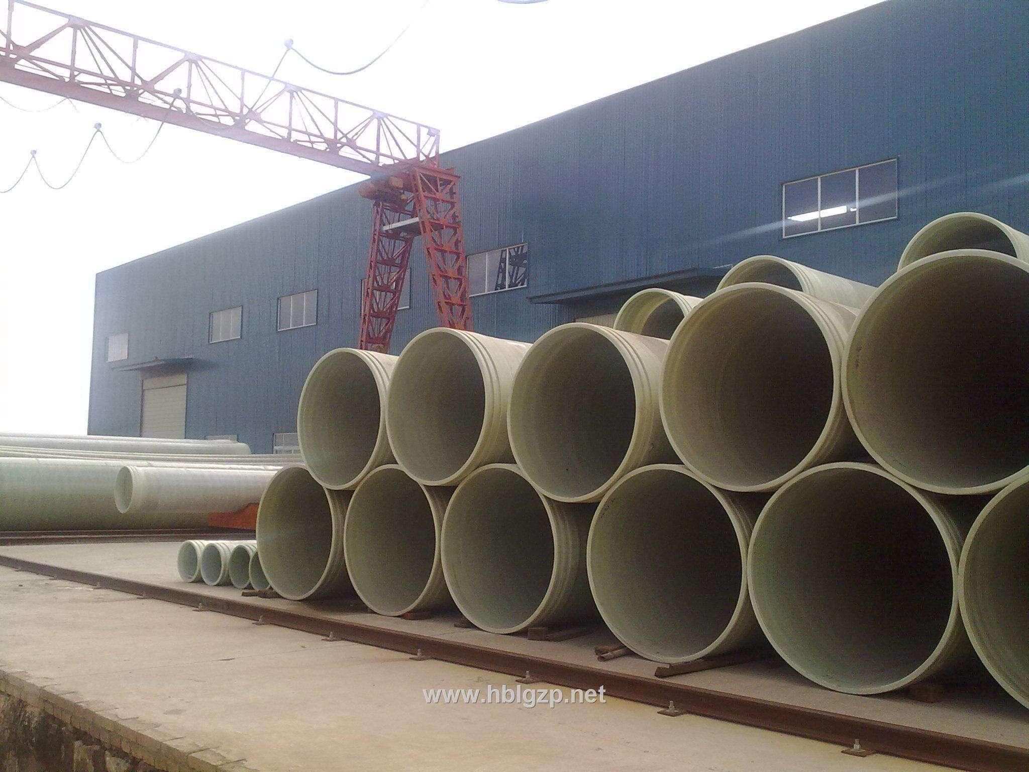 DN700-1000玻璃钢排水管
