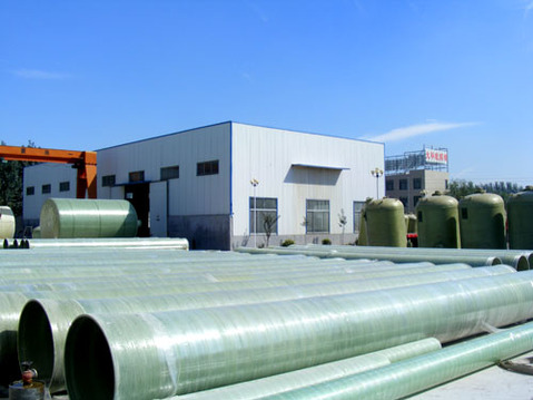 DN2000-2600玻璃钢排水管