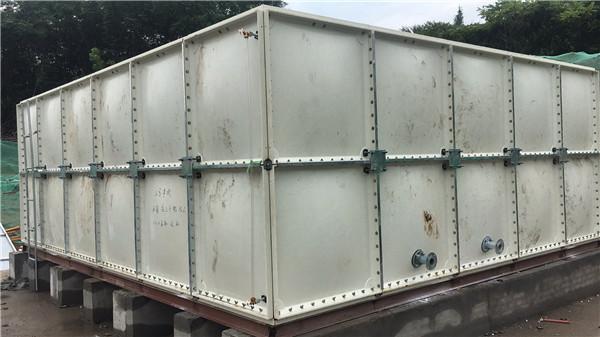 西安玻璃钢水箱2