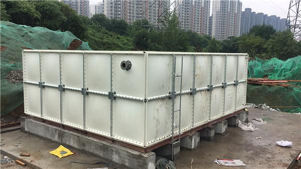 西安玻璃钢水箱4
