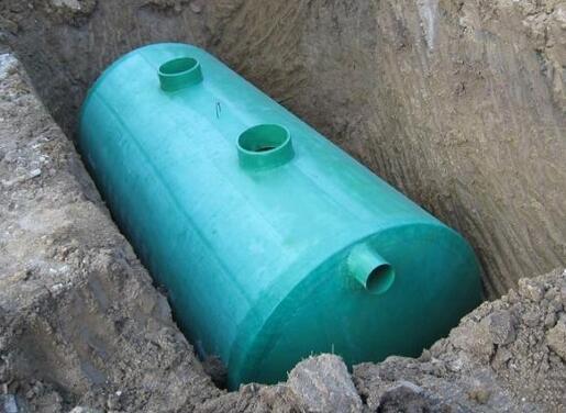玻璃钢化粪池结构和产品优势有哪些?玻璃钢化粪池厂家给我们详解?
