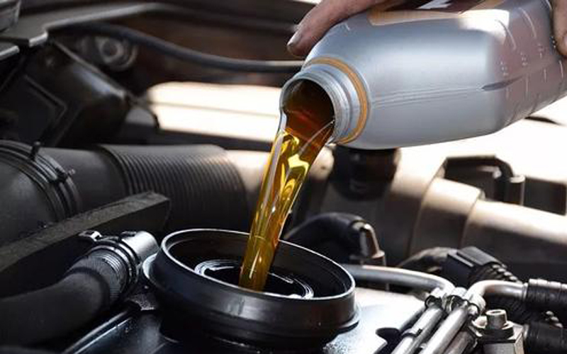 大连工业油