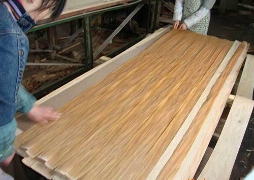新疆木皮贴面