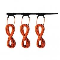 24K碳纤维发热电缆