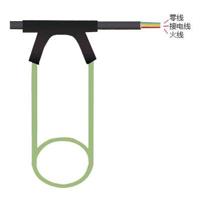 58K加强型单回路碳纤维电缆