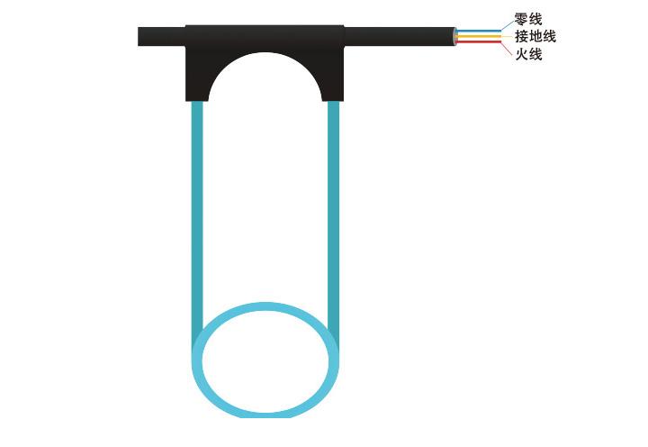 加强型单回路碳纤维发热电缆