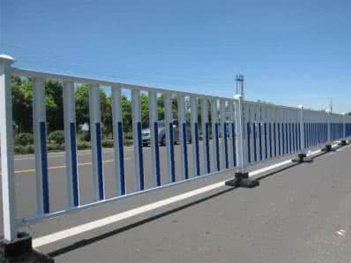 兰州市政道路护栏