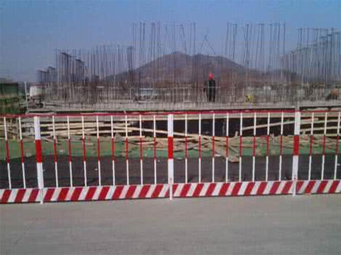 甘肃工地临边护栏