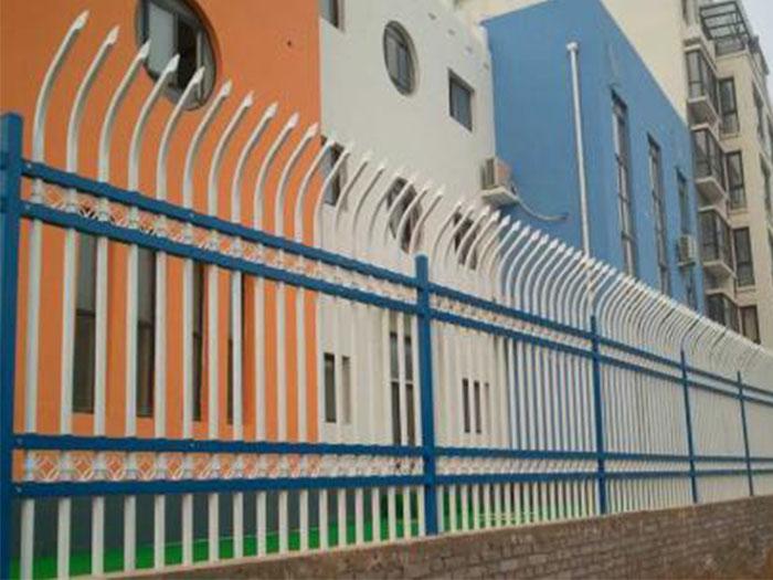 锌钢护栏客户案例展示