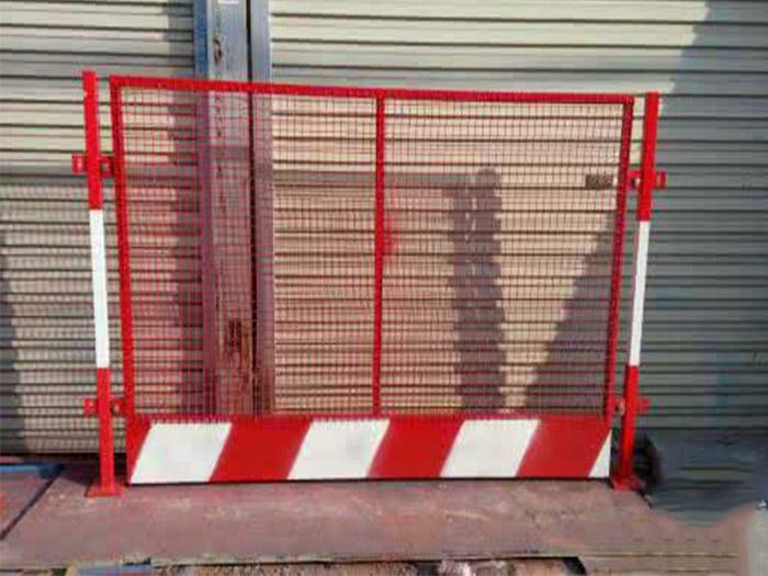 兰州工地临边护栏