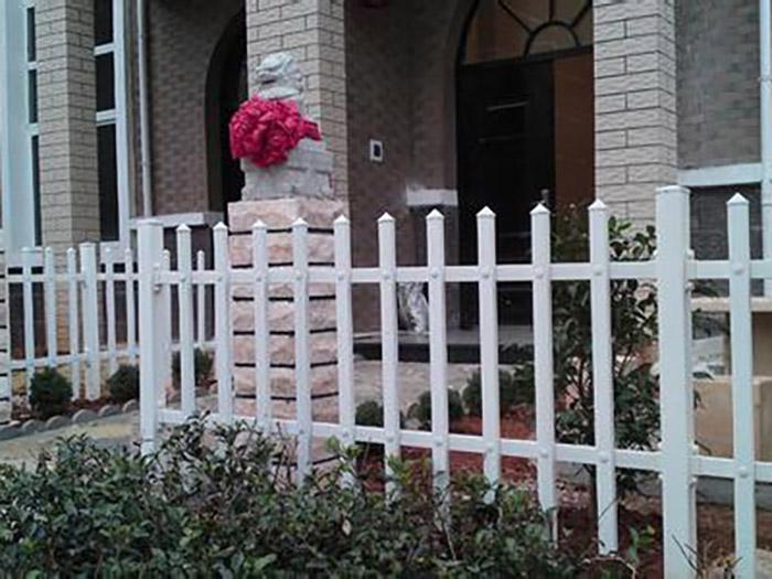 兰州PVC社区护栏