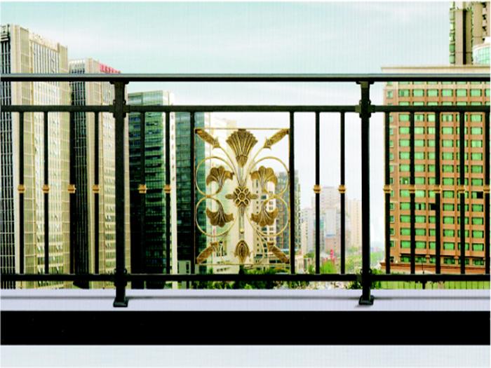 阳台护栏客户案例展示