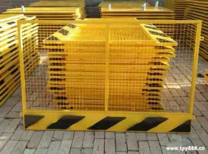 甘肃工地基坑护栏